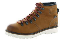 "The North Face Men's Ballard 6"" camel brown/slickrock red"